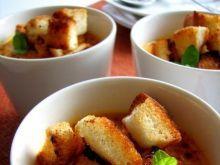 Zupa z marchewki i gruszek