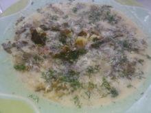 Zupa z młodej kalarepki po mojemu
