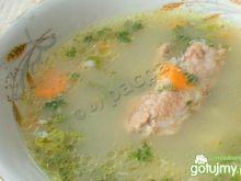Zupa z młodej pokrzywy