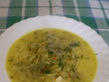 Zupa z ogórków