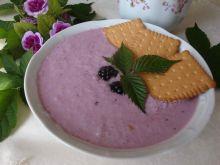 Zupa z owoców leśnych