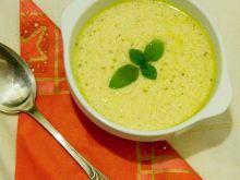 Zupa z parmezanu i jaj (Stracciatella)