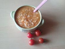 Zupa z pomidorków koktajlowych na indyku dla malus