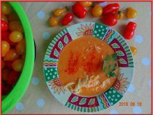 Zupa z pomidorów duszonych na maśle