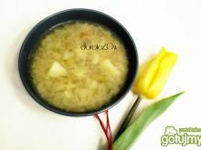 Zupa z pora