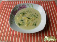 Zupa z porów z ziemniakami