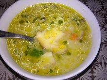 Zupa z prawdziwkami