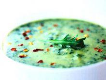 zupa z rukwi wodnej