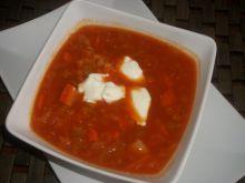 Zupa z soczewicą wg Zub3r'a