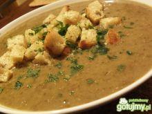 Zupa z soczewicy msewki