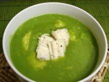 Zupa z suszonego groszku z rybą