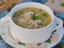 Zupa z szynki błyskawiczna