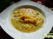 Zupa z tartej kalarepki