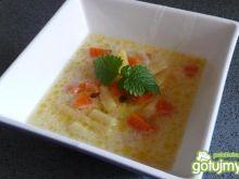 Zupa z trzech warzyw