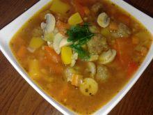 Zupa z warzywami i pulpetami Zub3r'a