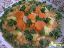 Zupa z włoską kapustą