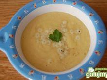 Zupa z zielonego groszku dla mojej córci