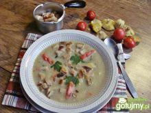 Zupa z zielonek