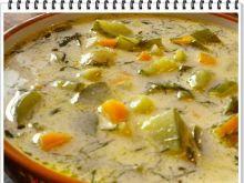 Zupa z zielonych ogórków Eli