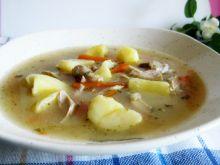 Zupa z ziemniakami