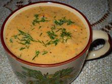 Zupa z żółtej brukwi :