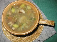 Zupa zagraj z kluseczkami