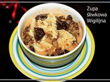 Zupa ze śliwek Wigilijna