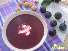 Zupa ze śliwek zwana pamułą