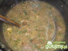 Zupa ze świeżych grzybków