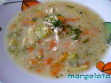 Zupa zielona jarzynowa