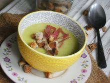 Zupa zielony krem