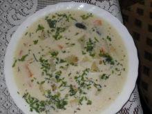 Zupa ziemniaczana -  NA GRZYBKU