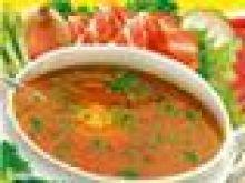 Zupa ziemniaczana na mięsie