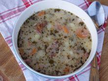 Zupa ziemniaczana na wędzonce