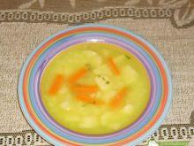 Zupa ziemniaczana wg beatkaa153
