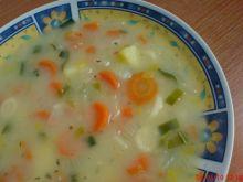 Zupa ziemniaczana wiejska