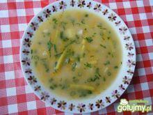 Zupa ziemniaczana z fasolką szparagową