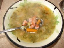 Zupa ziemniaczana z kiełbaską