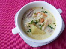 Zupa ziemniaczana z mięsem