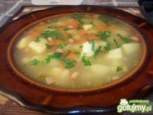 Zupa ziemniaczana z wędzoną nutą