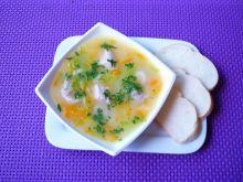 Zupa ziemniaczana z włoską kapustą