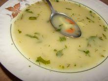 Zupa ziemniaczana ze śmietaną