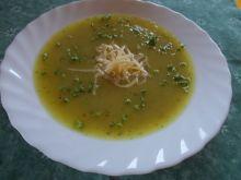 Zupa ziemniaczano serowa