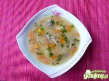 Zupa ziemniczana z dynią