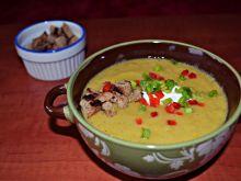 Zupe krem z kukurydzy