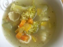 Zupka a la minestrone