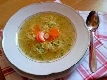 Zupka a'la rosół