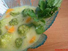 Zupka brokułowa