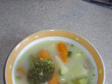 Zupka brokułowa...