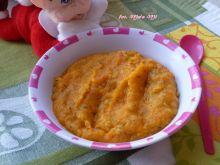 Zupka jarzynowa z dynią i selerem - dla niemowląt